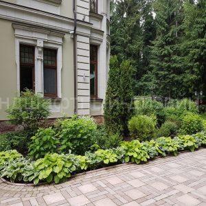 Озеленение - студия Ландшафтный дизайн РФ