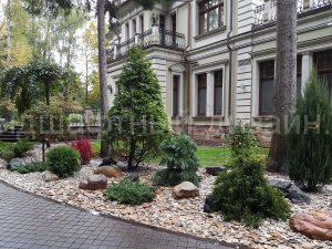 Рокарий - студия ландшафтного дизайна Москва